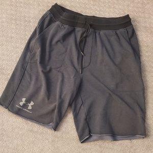 Dark Grey Under Armour shorts